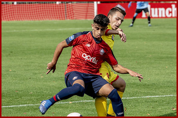 [U19] Premier but en match officiel pour Ferhat Cogalan