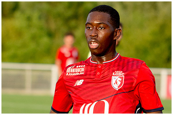 Bouba SOUMARE en sélection nationale U20